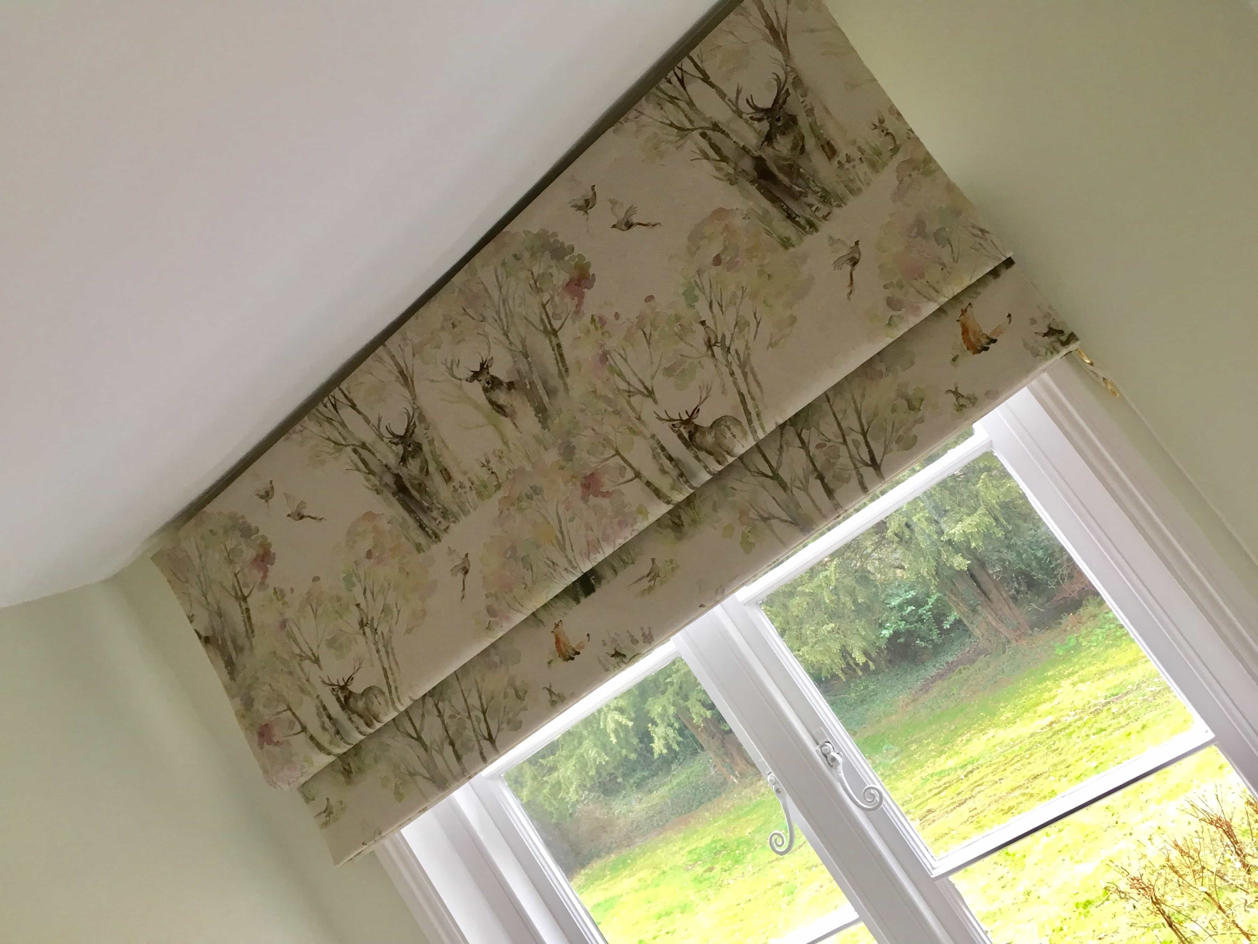 window room arch for flat below with blackout darkening tag valance trendy coordinates combi archwindowblackoutvalanceandblind blinds sun shut