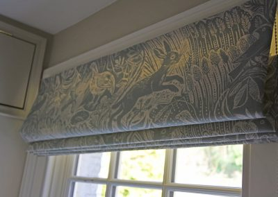 Handmade blinds